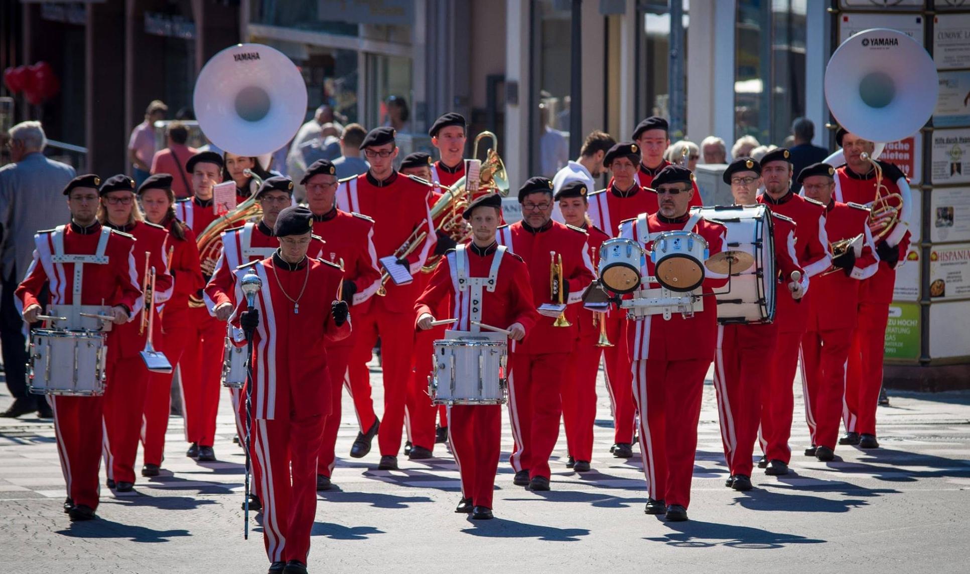 Brassband Frohsinn 2015